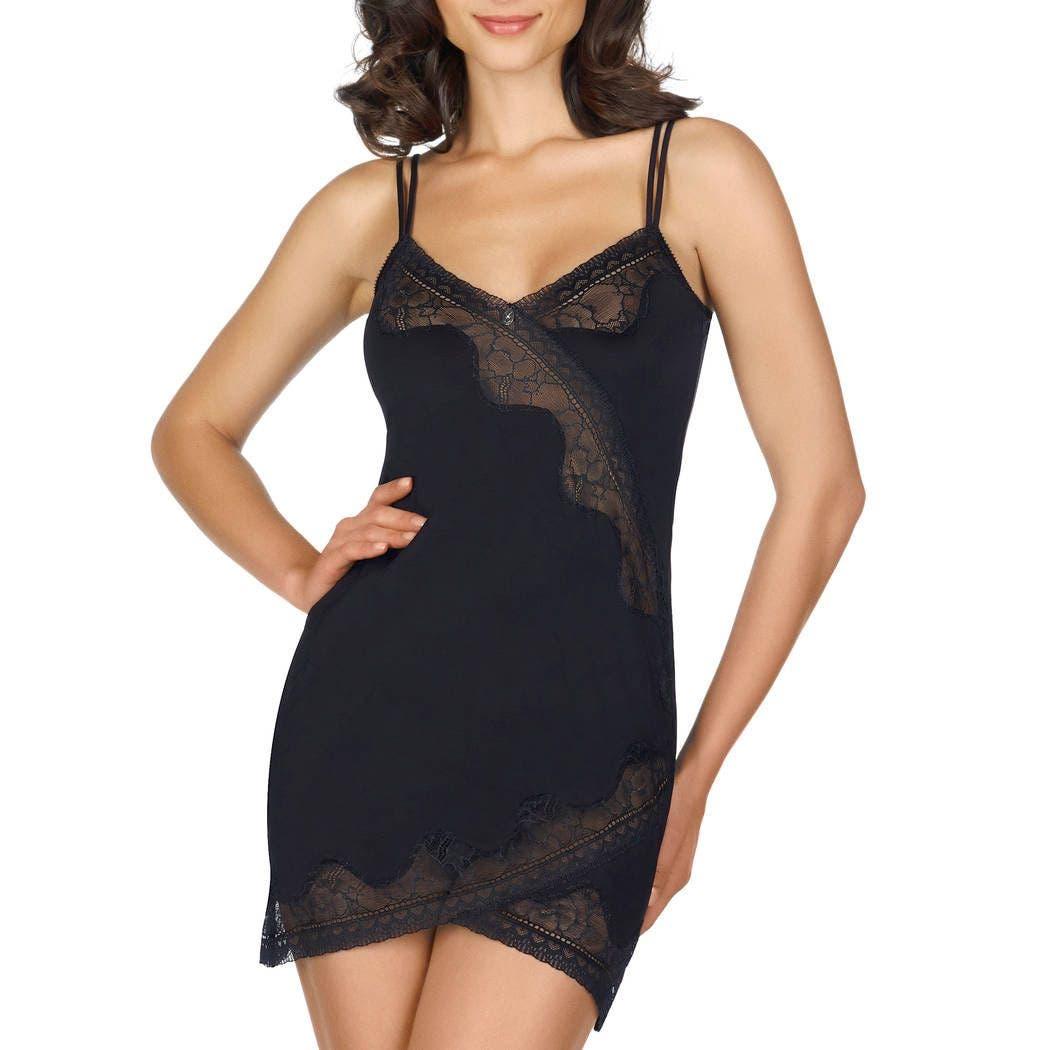 Nightdress - Black
