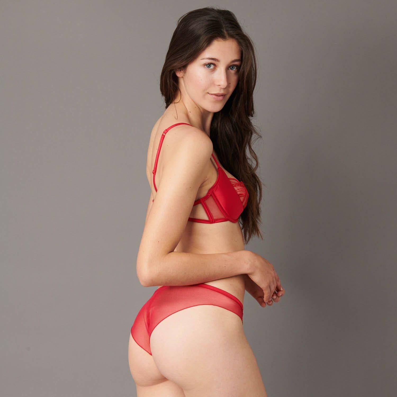 Tanga - Poppy Red