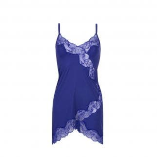Nightdress - Electric blue