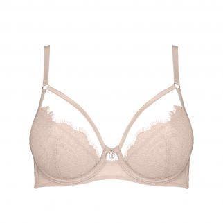 Explicite balconet bra - Paradise Pink