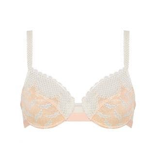 Underwired bra - Rose