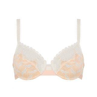 Underwired bra - Rose