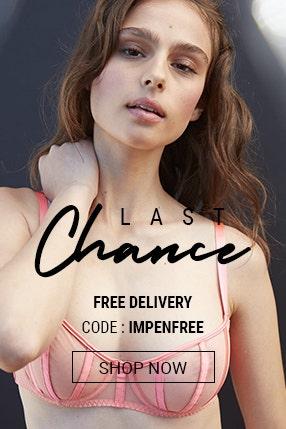 Last chance | Implicite Lingerie